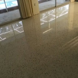 Granite floor polishing in Brandon, FL