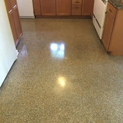 Polished concrete in Brandon, FL