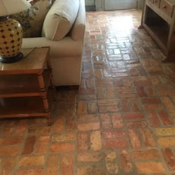 stone floor restoration company in Brandon & Tampa Bay, FL