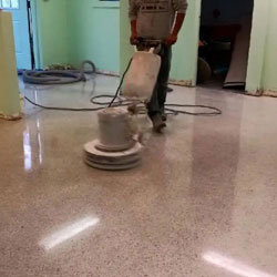 Cement polish in Brandon, FL
